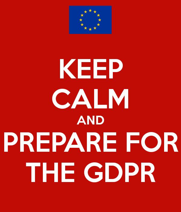 GDPR: cosa c'è da fare