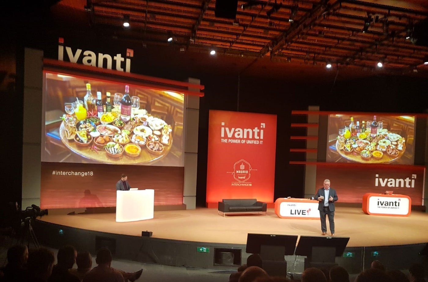 Ivanti Interchange19 è il debutto di Ivanti Cloud.
