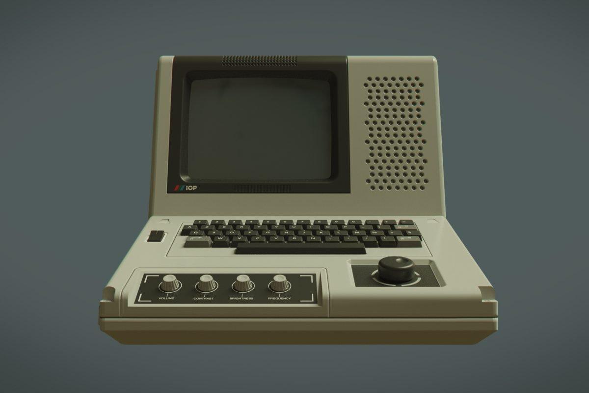 Retro Computer Citrix