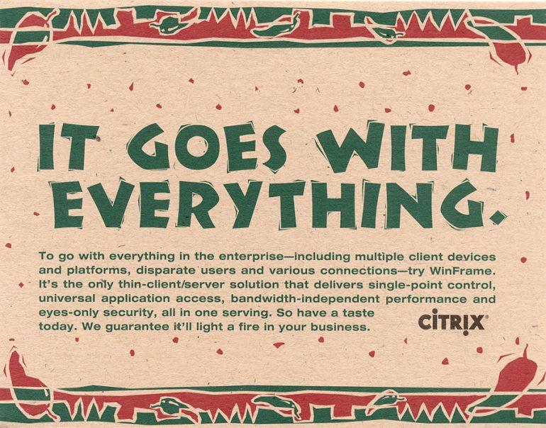 Citrix va con tutti