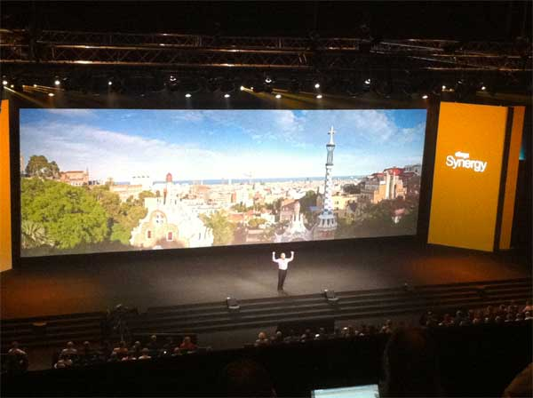 Citrix Summit 2012 Barcellona