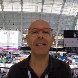 Davide Galanti al Cloud World Forum