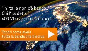banda larga wireless in Italia