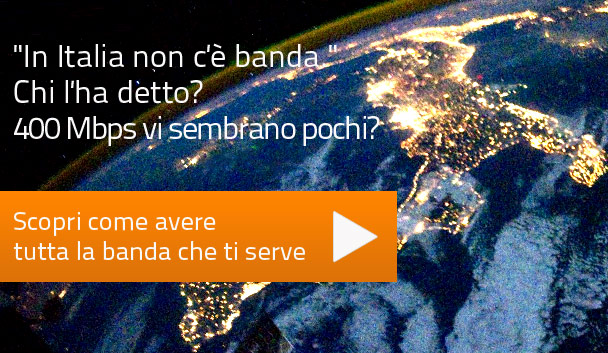 banda larga wireless in Italia