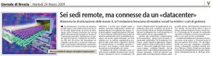 data center centralie e sedi remote