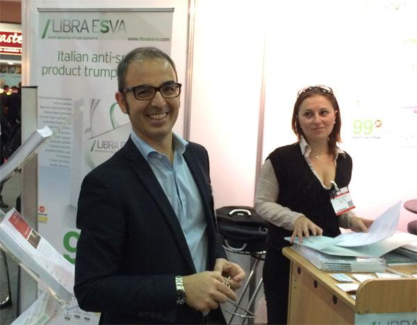 LIbra Esva Antispam - Paolo Frizzi