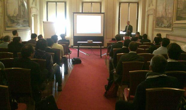 Serverlab Tour a Bologna: Citrix NetApp Stonesoft
