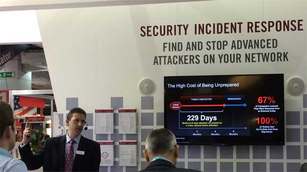 InfoSecurity 2014